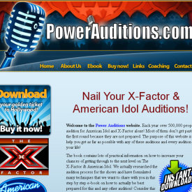 Power Auditions